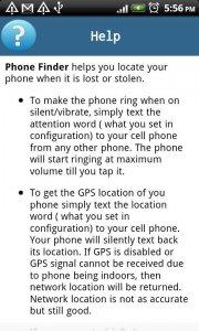 Phone Finder Trial