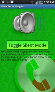 Silent Mode Toggler