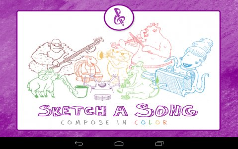 Sketch-a-Song Kids