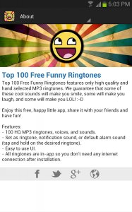 Top 100 Free Funny Ringtones