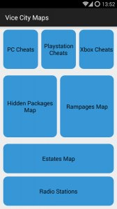 Vice City Maps