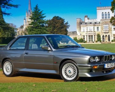 Wallpapers BMW M3 E30