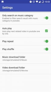 Youtube Music by Khang