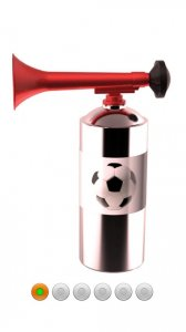 Air Horn Football