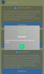 Antivirus Rápido y Seguro™