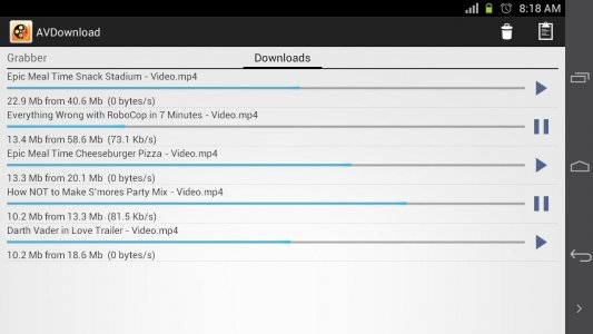 Video Downloader (AVDownload)