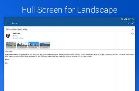 Blue Mail - Email & Calendar App