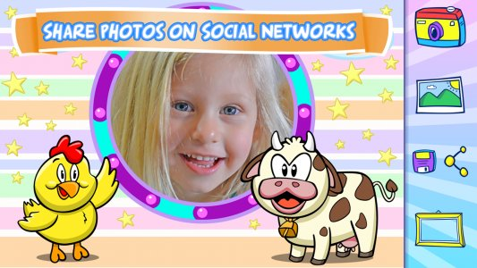 Cartoon Photo Frames