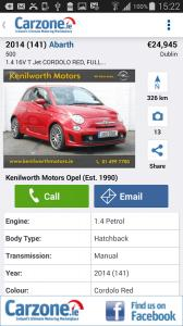 Carzone – Search For New & Used Cars In Ireland