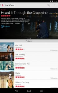 DramaFever: Stream Asian Drama Shows & Movies
