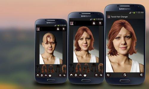 Face Hair Changer Men Women Android App Apk Com Appintex