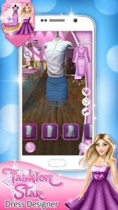 Jeux De Styliste De Mode 3d Android App Apk Com Fashion Star Dress Designer Par Beauty Linx Telecharger Sur Phoneky