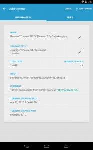 Flud - Torrent Downloader Android App APK (com delphicoder