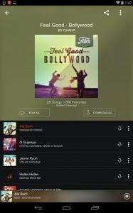 Gaana Music: Bollywood Songs & Radio Android App APK (com
