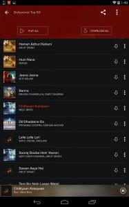 Gaana Music: Bollywood Songs & Radio