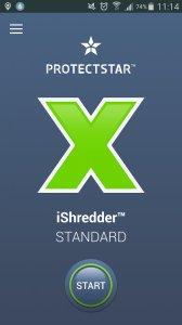 Secure Erase with iShredder 5