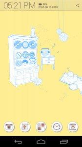 Melody House Atom theme