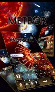 Meteor Keyboard