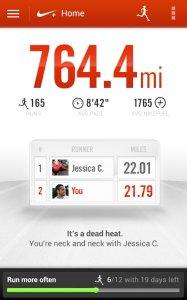 Nike+ Run Club