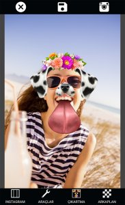 Photo Editor Filter Sticker & PIP Collage Maker
