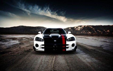 Speed Racing Car Wallpaper