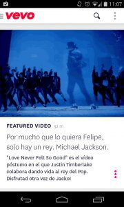 Vevo - Music Video Player