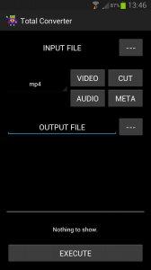 Video Converter ARMv5 Codec