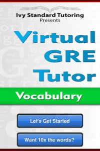 Virtual GRE Tutor - Vocabulary