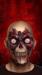 Zombie Face Photo Maker