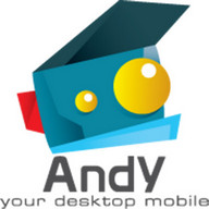 Andy Remote Control - Control the Andy emulator from your Android phone