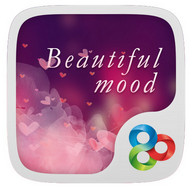 Beautiful Mood GO Theme