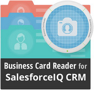 Business Card Reader for SalesforceIQ CRM
