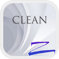 Clean Theme - ZERO Launcher