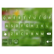 Emoji Keyboard+ Green theme