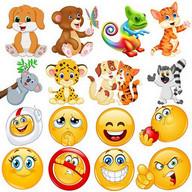 ?Emoji emoticons for whatsapp