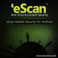 eScanモバイルセキュリティ for Android