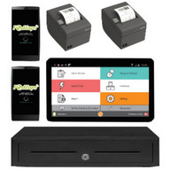 Restaurant POS + Mobile Ordering