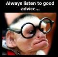 Funny Joke Advice