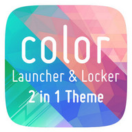 (FREE) Color 2 In 1 Theme