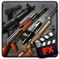 Guns Movie Booth FX