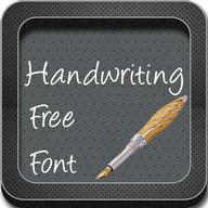 Handwriting Fonts Free