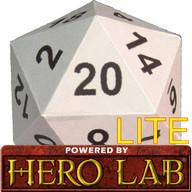 Hero Lab Character Import Lite