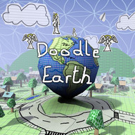 Doodle Earth 3D Live Wallpaper