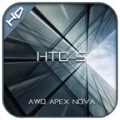 htc 5 hq Theme