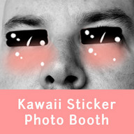 Kawaii Sticker Photo Booth