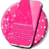 Тема Клавиатуры для Girls