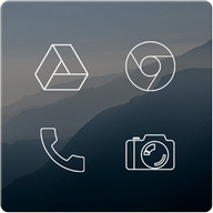 Linien Free - Icon Pack
