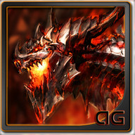 Magma Dragon Magic FX