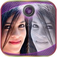 Spiegeleffekt bei Bildern