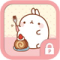 Molang Donut Protector Theme